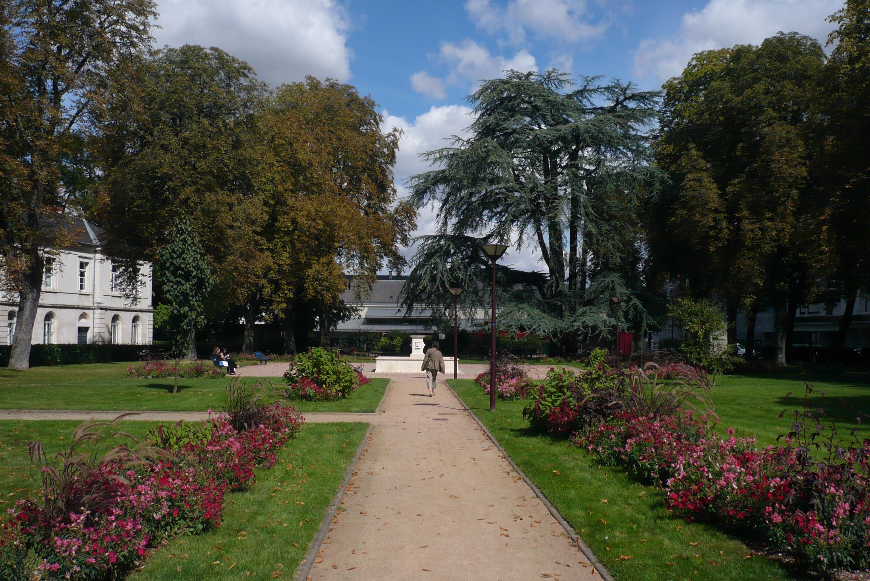 Parcs et jardins de la ville de ch teauroux parcs et jardins en r gion centre - Parcs et jardins de france ...