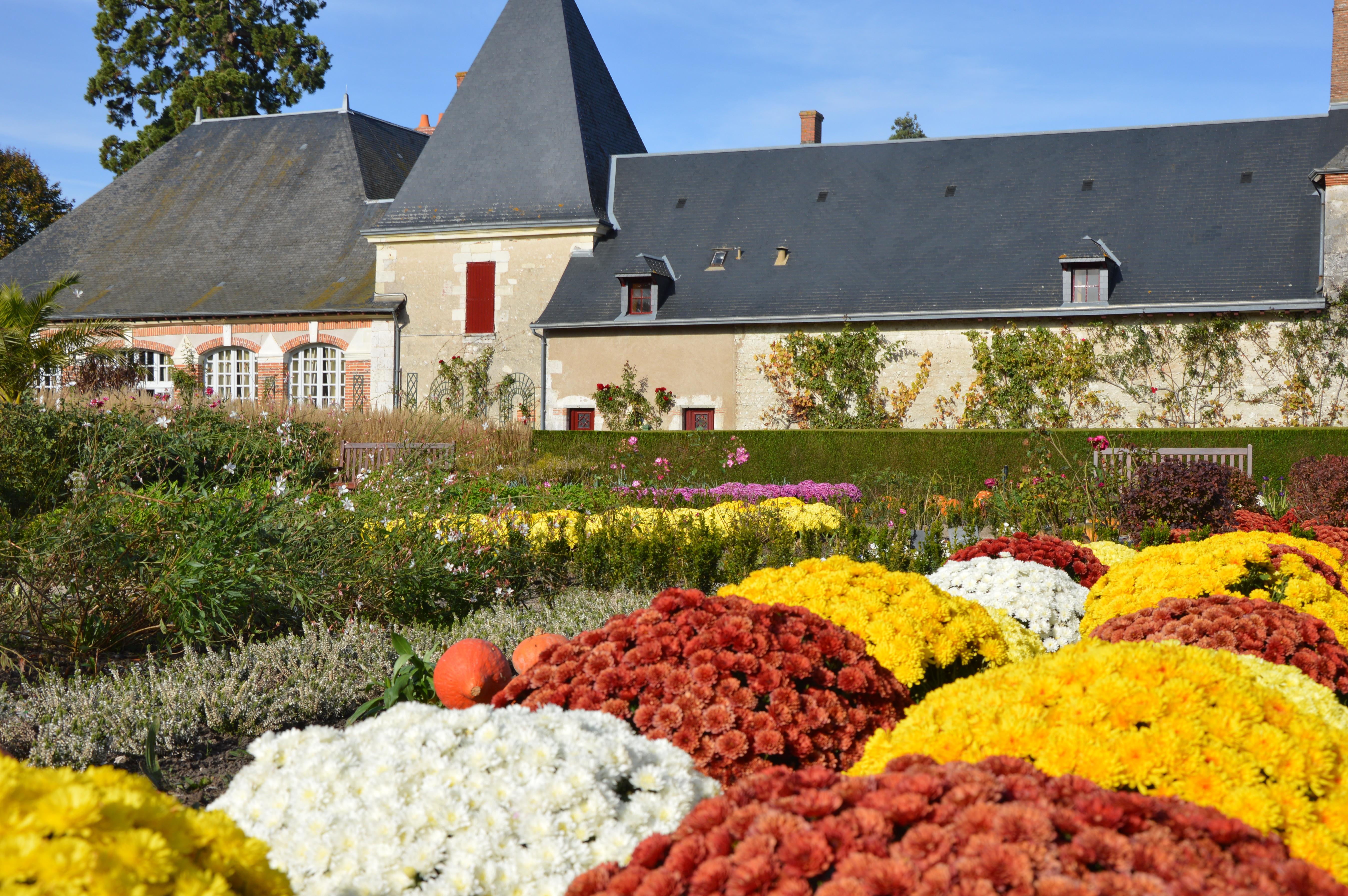 Parc du Château de Cheverny   Parcs et Jardins en Région Centre