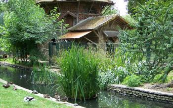 jardin botanique de tours parcs et jardins en rgion centre - Jardin Botanique De Tours