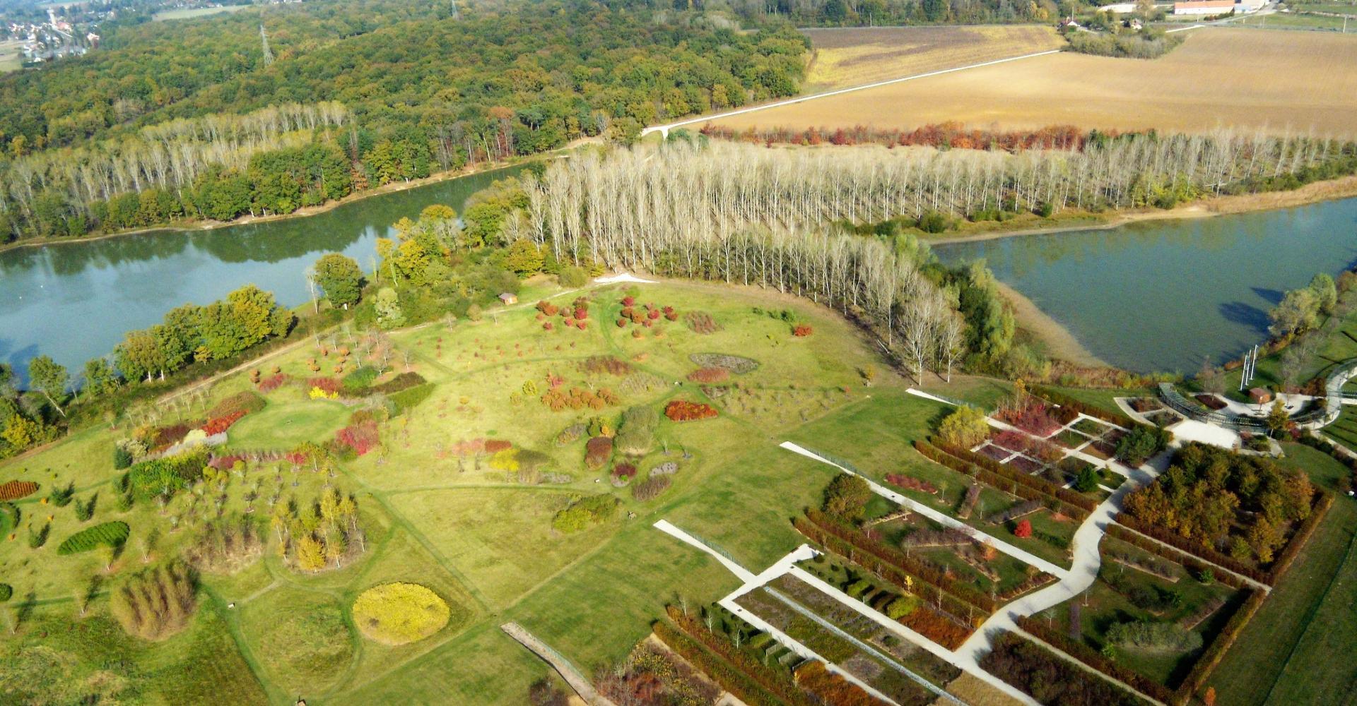 Jardin des Arbres | Parcs et Jardins en Région Centre