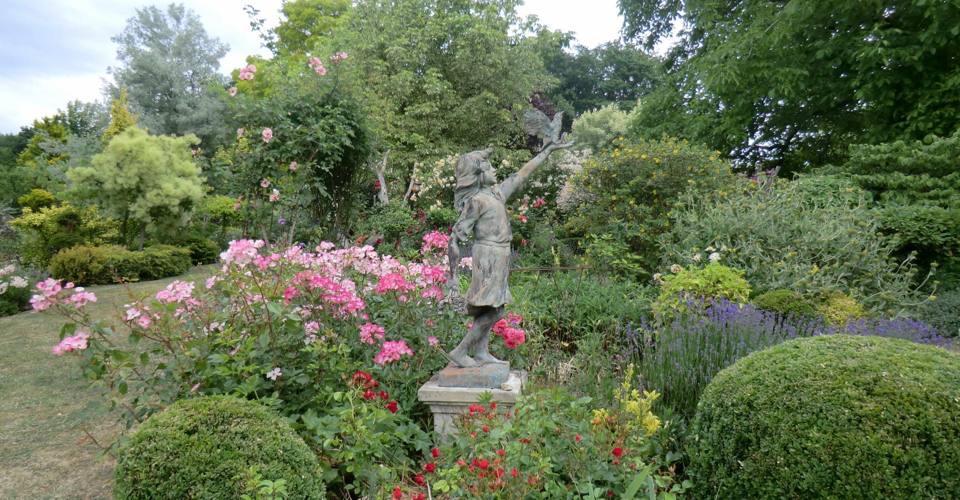 Jardin des dietzs parcs et jardins en r gion centre for France jardin