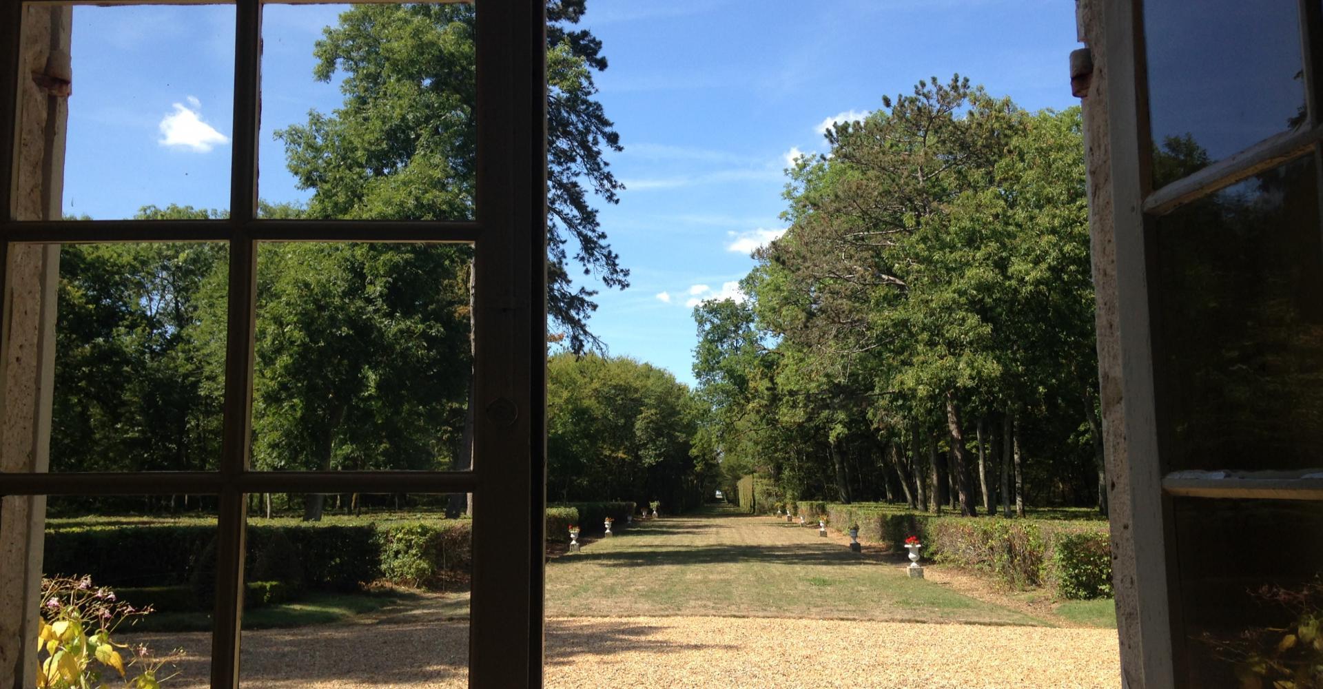 Parc du ch teau de villepr vost parcs et jardins en for Jardin neurodon 2015