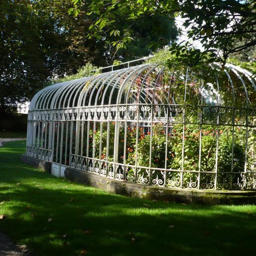 Arboretum parcs et jardins en r gion centre for Jardin botanique tours