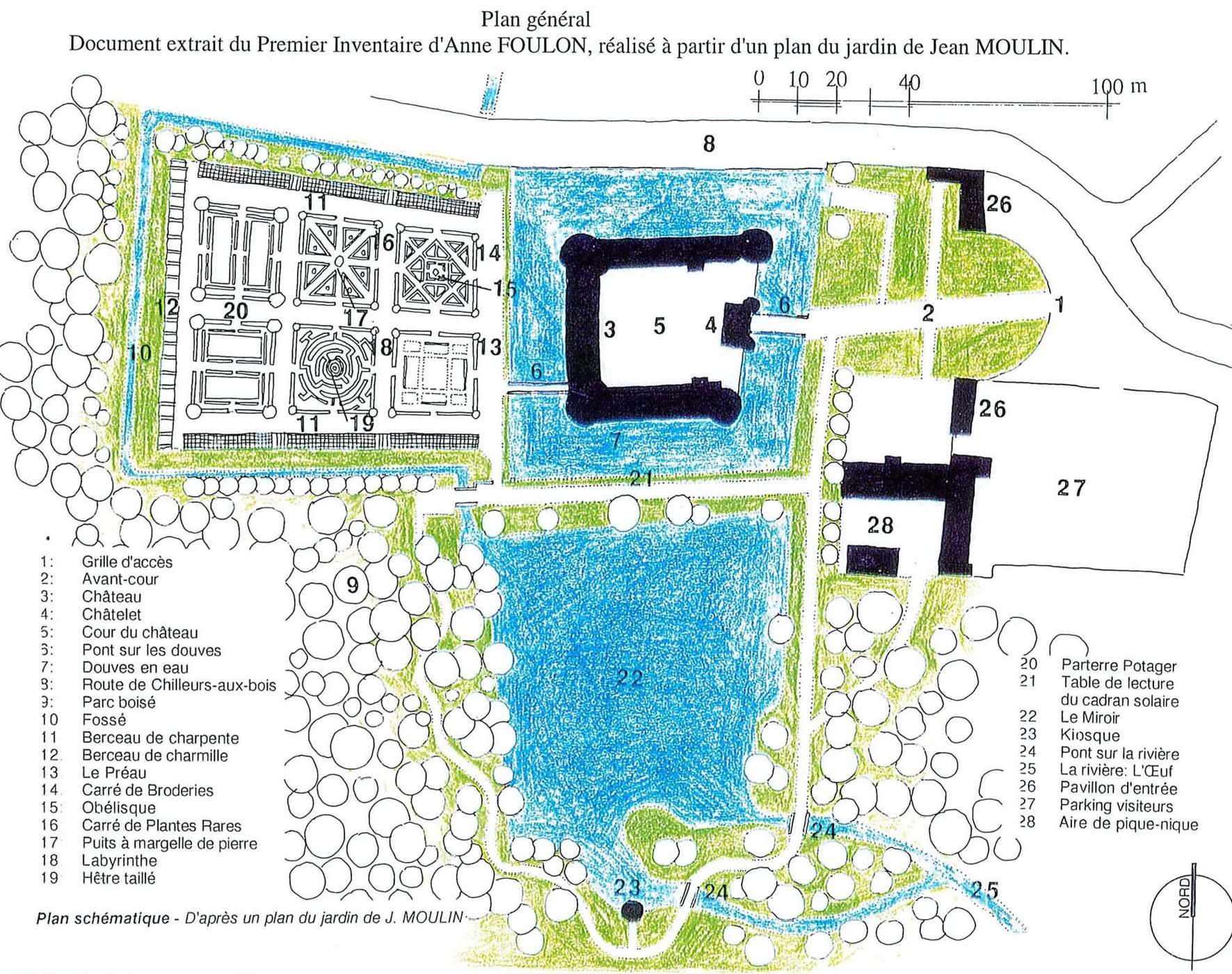 Association des Parcs et Jardins en Region Centre Val de Loire