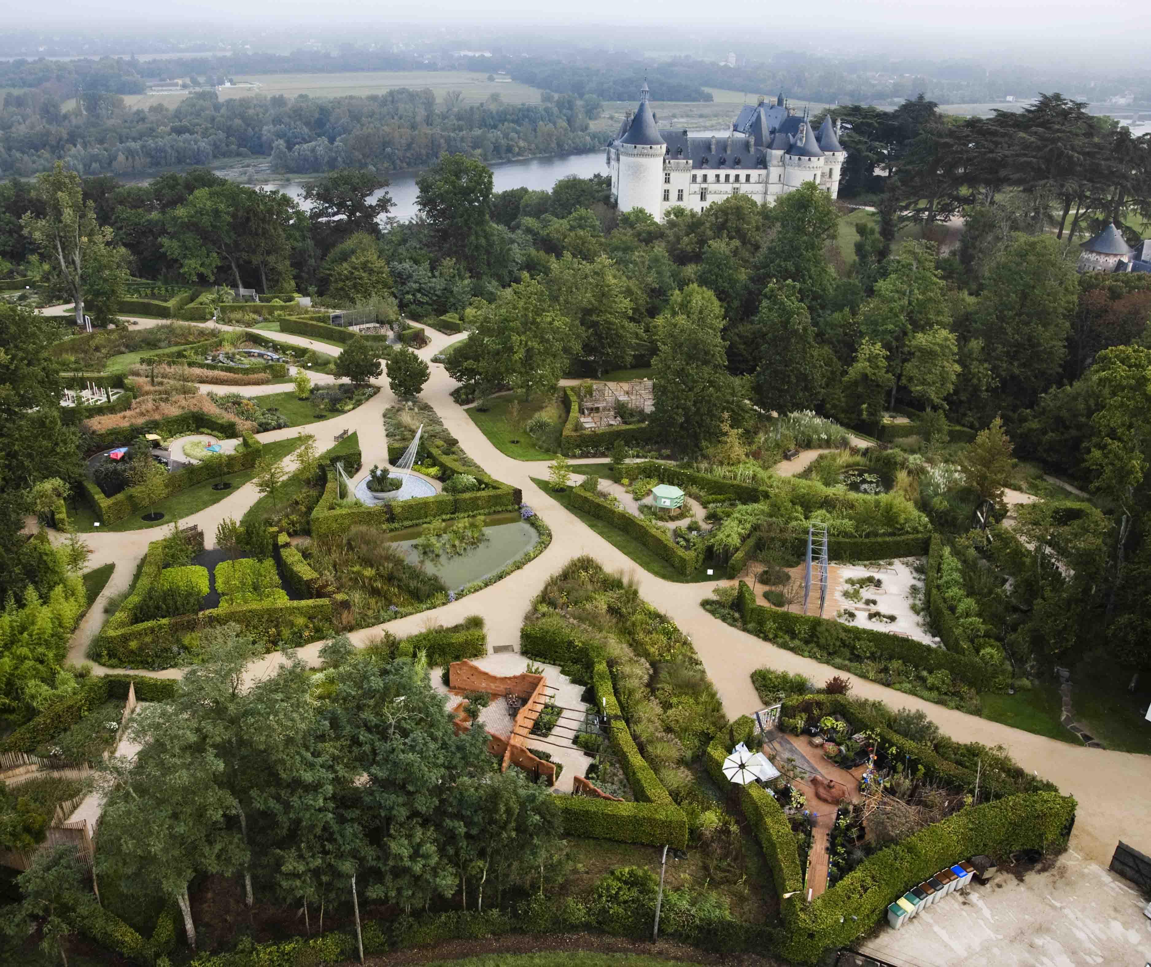 Association des parcs et jardins en r gion centre - Parcs et jardins de france ...