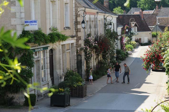 Visite Village Jardin Chedigny : Association des parcs et jardins en region centre val de loire